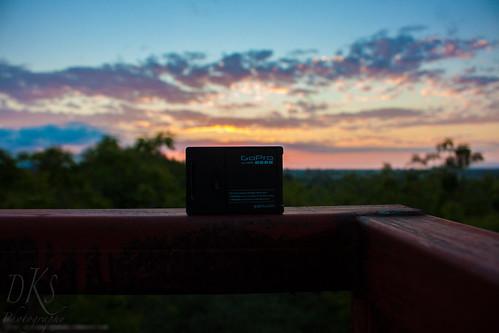 sunset canon haiti balcony gopro thirdworldcountry dksphotography