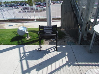 MIA Seat at JetBlue Park -- Ft. Myers, FL, March 16, 2015