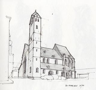St. Marien Dortmund 2013