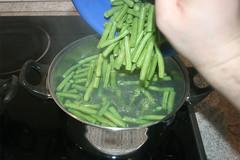 49 - Bohnen kochen / Cook beans