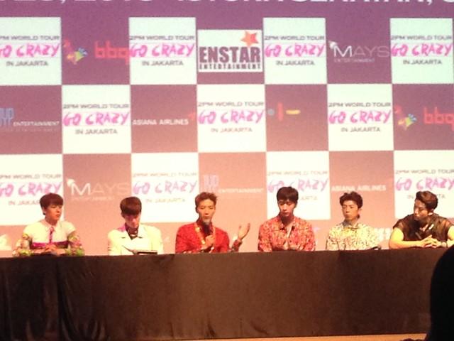 """2PM Akan Pegang Senjata Setelah """"Menggila"""" 2"""