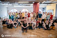 Warsaw Collegiate Shag Festival - niedzielne warsztaty