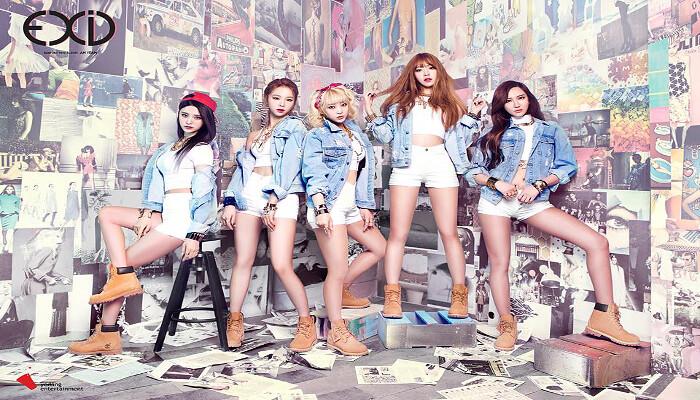 EXID está de volta com seu álbum e single Ah Yeah! Confira aqui!