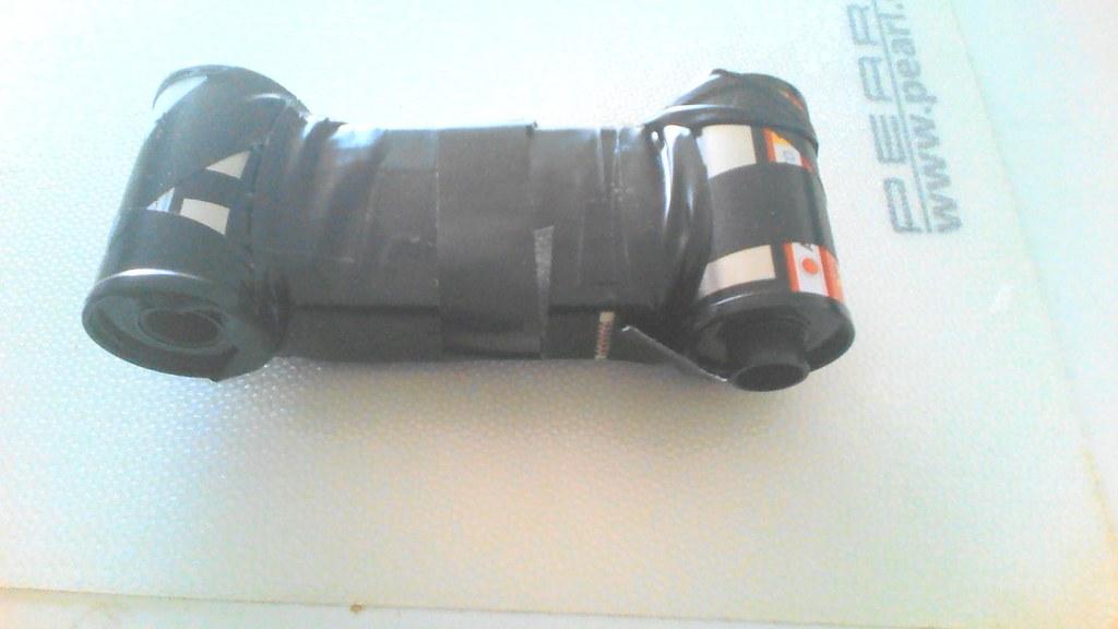 Streichholzschachtellochkamera