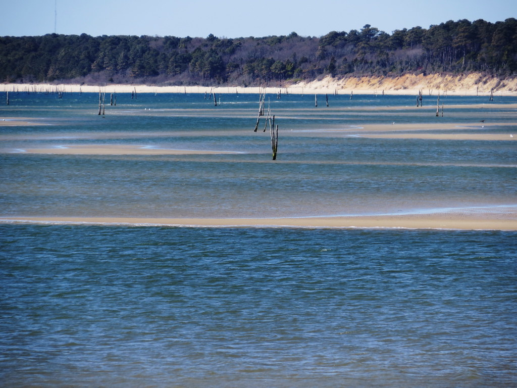 Cape Kiptopeke, Chesapeake Bay, Virginia