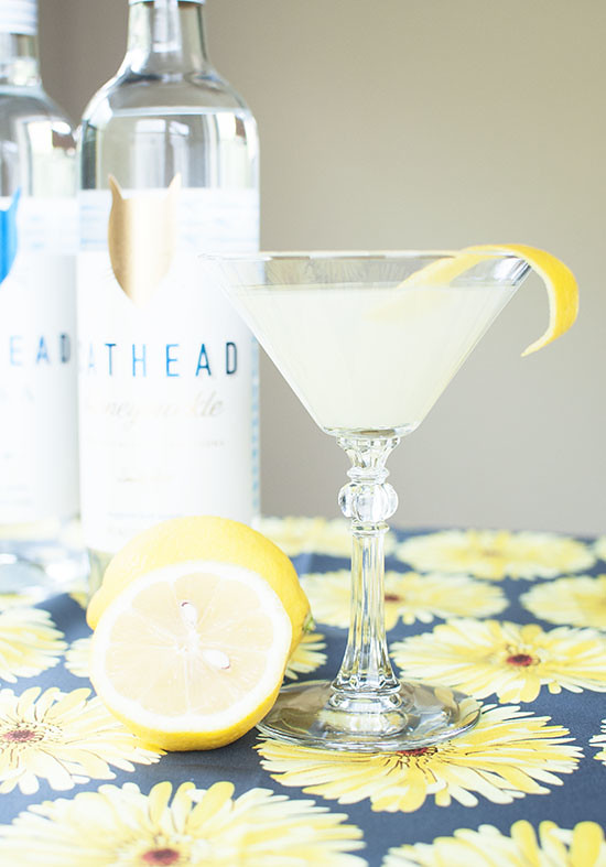 honeysuckle-sour1   Honeysuckle Vodka Collins featured by top Atlanta foodie blogger, Miss Molly Moon