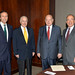 Secretary General Receives Declaration from Former Latin American Presidents