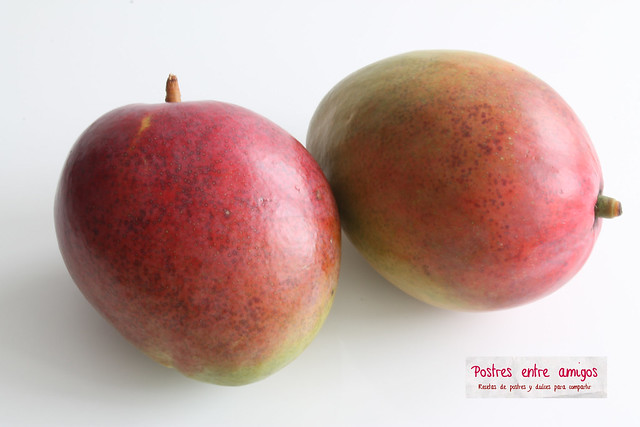 Sorbete de Mango en Thermomix