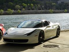 Waterfront Ferrari
