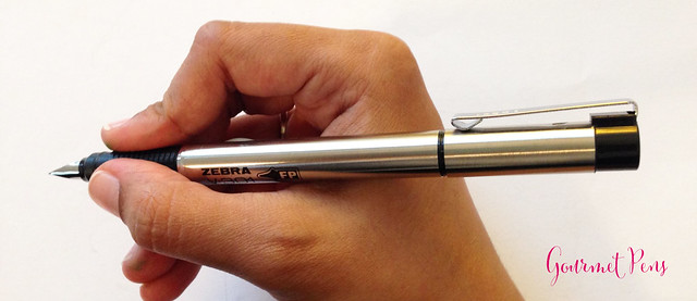 Review: Zebra V301 Fountain Pen @ZebraPen @JetPens