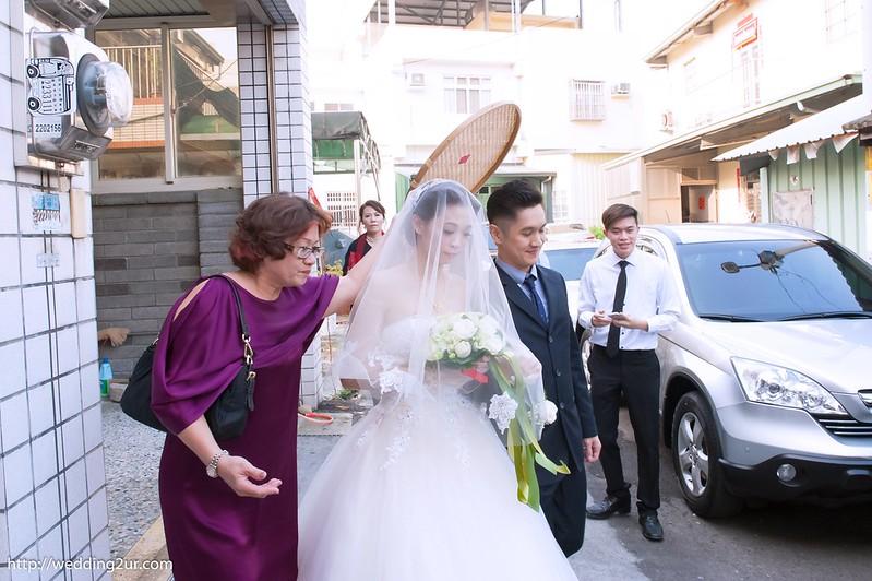 台中婚攝@台中新天地崇德店_064立群&儀婷 訂結婚喜宴