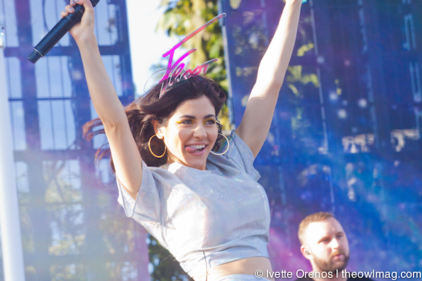 Marina and the Diamonds @ Coachella 2015 Weekend 2 - Sunday