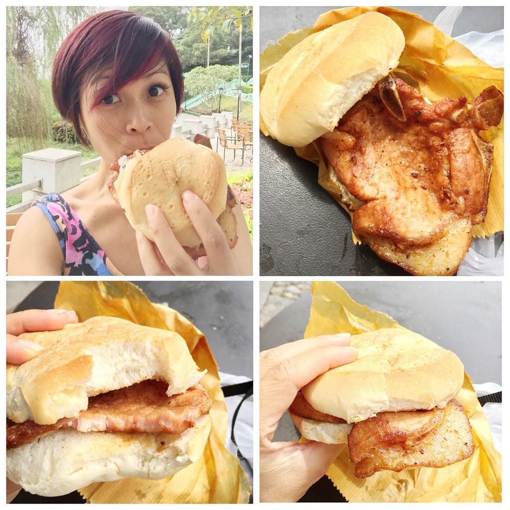 Macau pork bun - rebecca saw