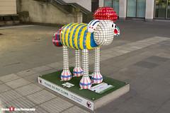 ME LLAMO SHAUN No.11 - Shaun The Sheep - Shaun in the City - London - 150423 - Steven Gray - IMG_0173
