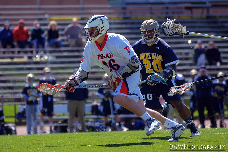 Foran vs. Notre Dame - High School Boys Lacrosse
