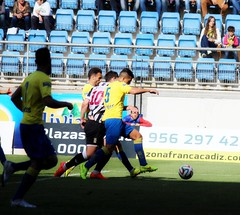 Posible penalti a Chus Hevia