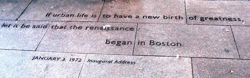 Boston Qoute