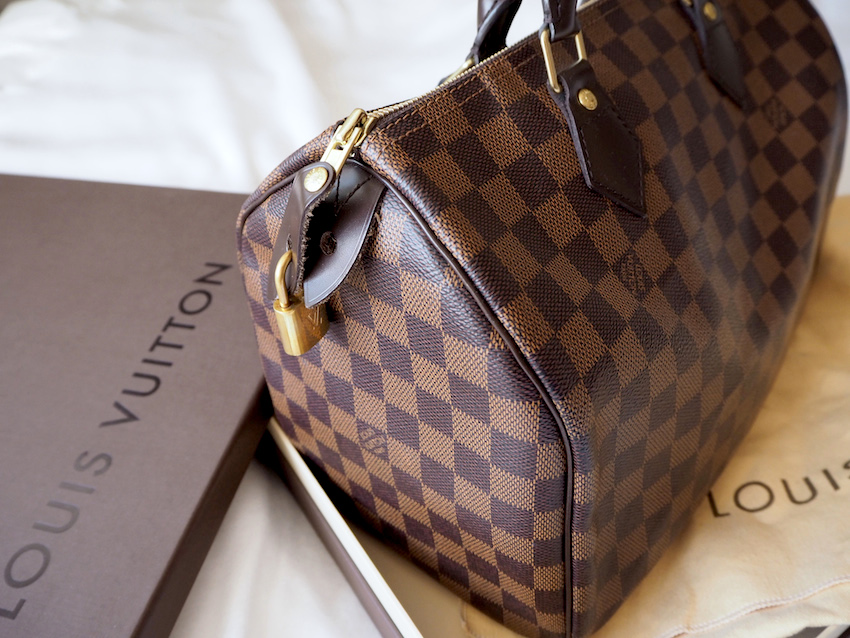 bfb2be89a Ejvi Freedom: NEW IN // LOUIS VUITTON SPEEDY