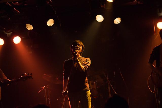 Nakano Band live at Outbreak, Tokyo, 04 May 2016 -00016