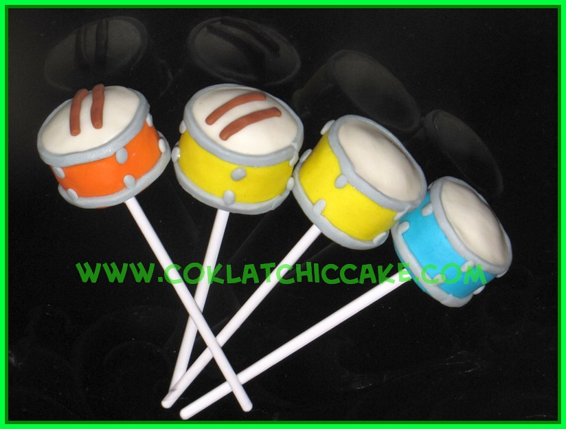 cakepop drum