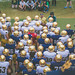 College Spring Football Game - Notre Dame Fighting…