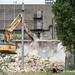 2016_05_24 démolition vestiaires Stade Henri Jungers - AS Differdange