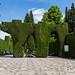 RAYPORRES posted a photo:El Generalife, el Yannat al-arif en tiempos nazaríes, es la villa con jardines utilizada por los reyes musulmanes de Granada como lugar de retiro y descanso. La parte más importante está constituida por sus jardines, fue concebida como villa rural, donde jardines ornamentales, huertos y arquitectura se integraban, en las proximidades de la Alhambra. Fue declarado Patrimonio de la Humanidad por la Unesco.Se inició su construcción durante los siglos XII y XIV y fue transformado por Abu I-Walid Isma'il. Es de estilo árabe nazarí y está situado en el lado septentrional de la Alhambra. Cerca del Generalife, y relacionados con él, se encuentran diversas construcciones de época nazarí, como Los Albercones, los restos del palacio de Dar al-Arusa, la Alberca Rota y la Silla del Moro.