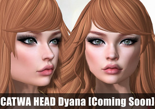 Dyana Head [Soon]