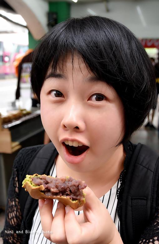 台中火車站紅豆餅Q弟紅豆餅13