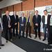 2015_04_21 délégation COGNOS - Centre sportif projet universitaire