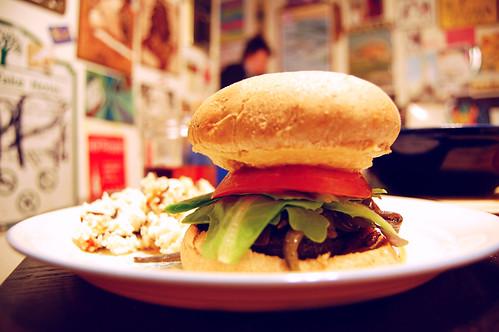 Beet Burger Dinner (April 9 2014) (2)