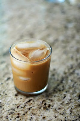 [Indonesian Recipes] Ginger Coconut Coffee