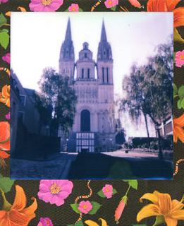 . Cathédrale Saint Maurice, Angers.