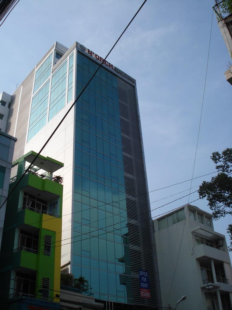 Dự Án Bất Động Sản Norch Building