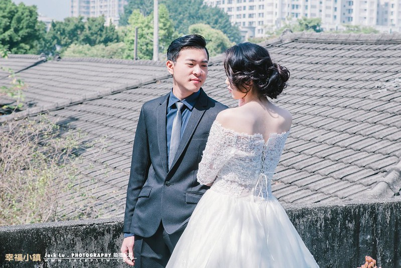 婚紗新娘造型