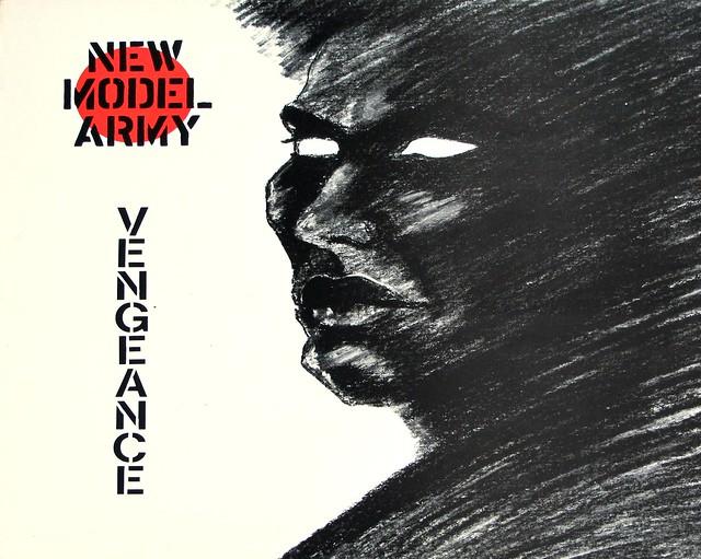 "NEW MODEL ARMY VENGEANCE 12"" LP VINYL"