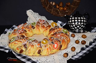 Easter tea bread