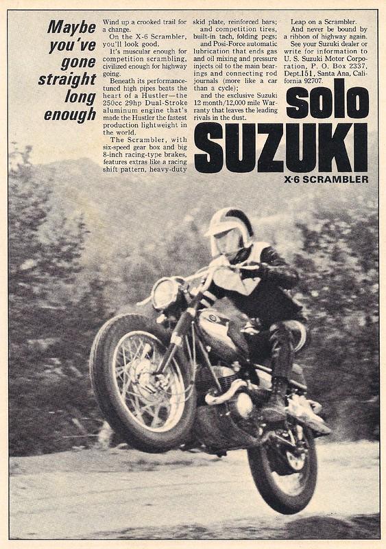 Suzuki X6