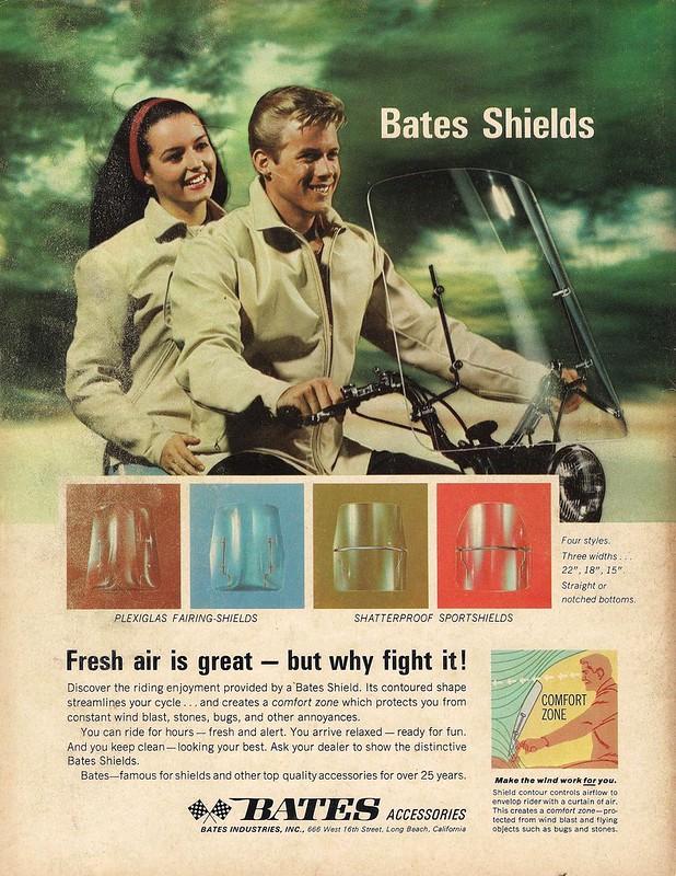 Bates shields