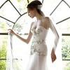 Elegant White Wedding Dress & Veil | #weddingdresses #weddinggowns #bridalgowns #fashion #dresses #hautecouture #bridestobe #brides #engaged #weddinginspirations #dressesforsale #weddingideas #love #replicas #bridal #bridaldesigners #weddingphotography #w