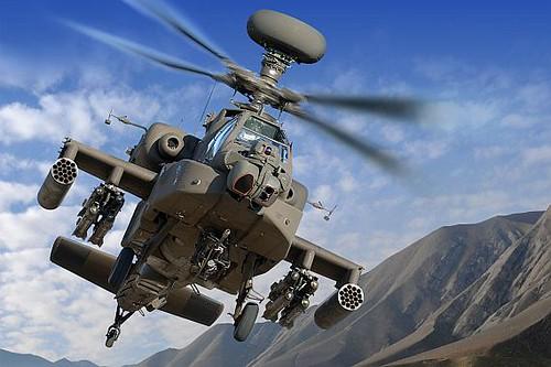 AH-64E-Apache Guardian