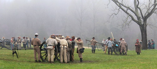 Appomattox 150th: Confederate Limber Chests