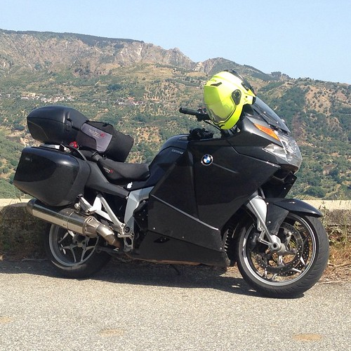 #italy #calabria #aspromonte #bmw #motorrad #motorcycle #bike #picoftheday
