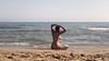 Raquel, Playa de Calblanque