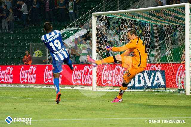 Liga BBVA. Elche - Deportivo