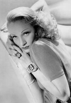 Vintage WWII Pinup Photo Marlene Dietrich