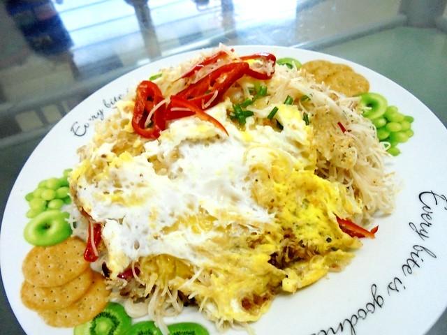 STP's fried belacan bihun 3