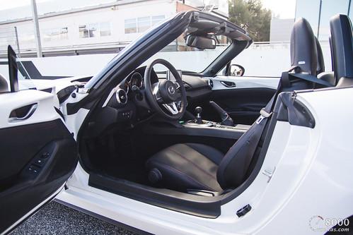Prueba Mazda MX-5 ND