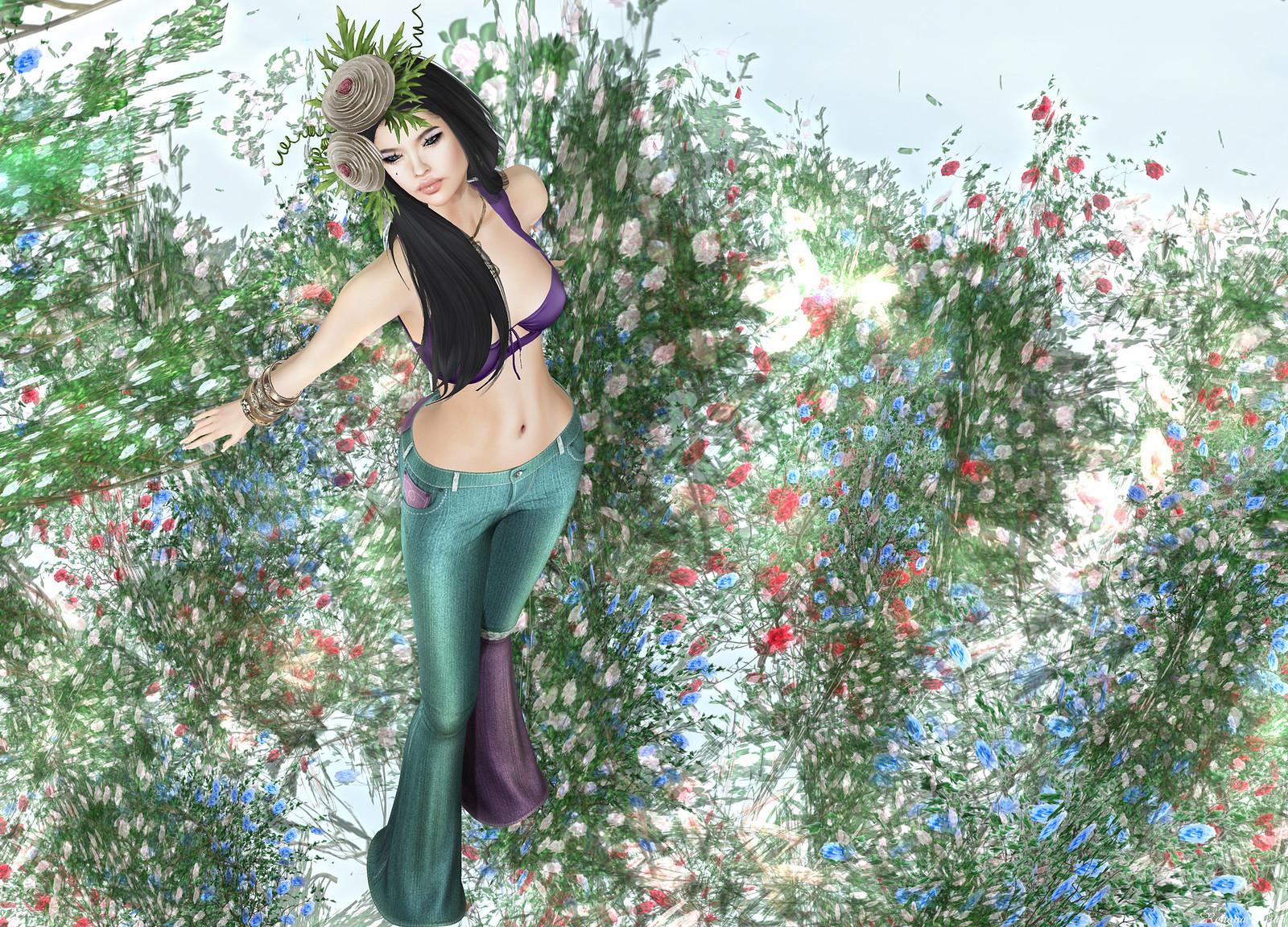 Whimsical Imaginarium - Happy Stroll