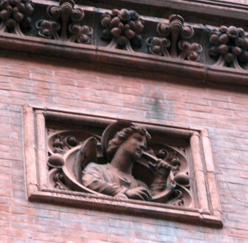 Angel Playing An Instrument – Our Saviour New York, Midtown Parish